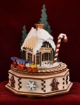 North Pole Music Box (GMC103)