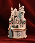 Snow Queens Castle Music Box (GMC104)