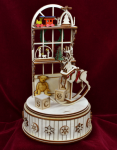 Santa's Workshop Music Box (GMC108)