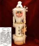 Father Frost Nutcracker (NUTS104)
