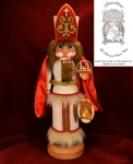 Sinter Claus Nutcracker (NUTS105)