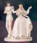 A Magical Moment Cake Topper, Cinderella