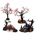 The Headless Horseman, Set of 4