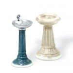 Drinking Fountains, Set of 2