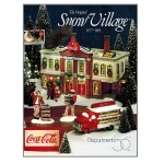 1995 Snow Village Catalog
