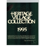 1995 Heritage Village Catalog