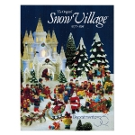 1996 Snow Village Catalog