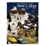 1997 Snow Village Catalog