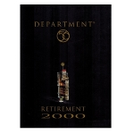 2000 Retirements Catalog