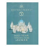 2001 Mid-year Catalog