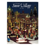 1992 Snow Village Catalog