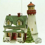 Craggy Cove Lighthouse Ornament