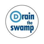 Drain The Swamp, 38mm