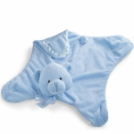 Teddy Bear Comfy Cozy Blue 24""