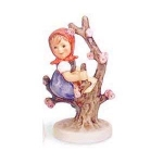 Apple Tree Girl 4-1/4""